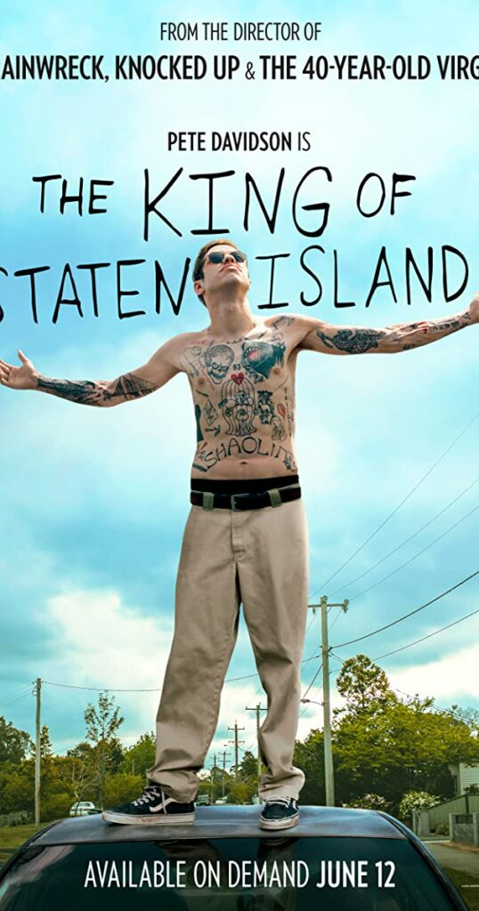the king of staten island-kanxi666