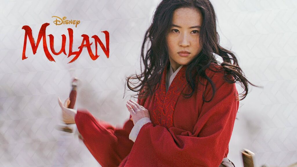 Mulan 2020 Free HD Movie Kanxi666